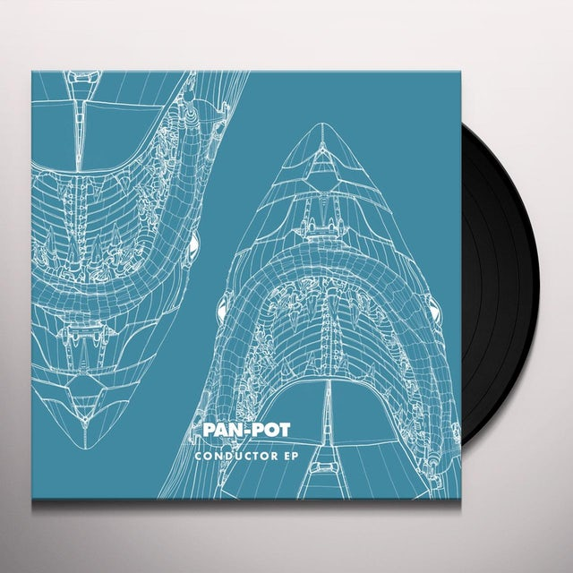 Pan-Pot CONDUCTOR Vinyl Record