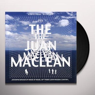The Juan McLean SCION A/V REMIX Vinyl Record