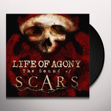 Life Of Agony SOUND OF SCARS Vinyl Record