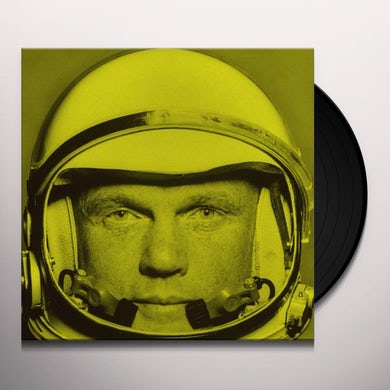 Space Ranger NIGHTMOVES Vinyl Record