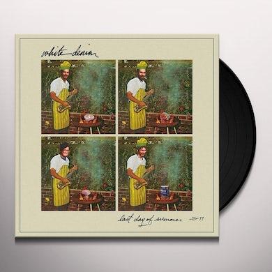 White Denim  Last Day Of Summer Vinyl Record