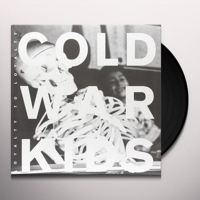 Cold War Kids LOYALTY TO LOYALTY Vinyl Record
