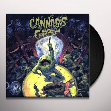 Cannabis Corpse WEEDING Vinyl Record