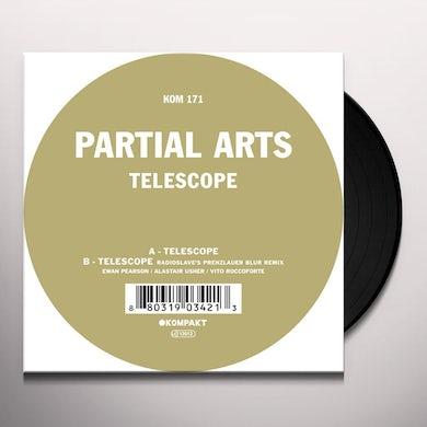 Partial Arts TELESCOPE Vinyl Record