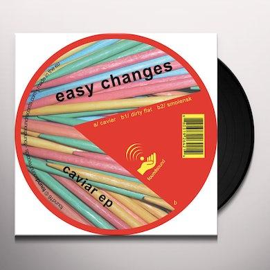 Easy Changes CAVIAR Vinyl Record