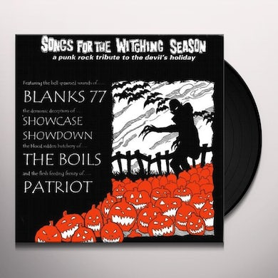 Songs For The Witching Season / Various Vinyl Record