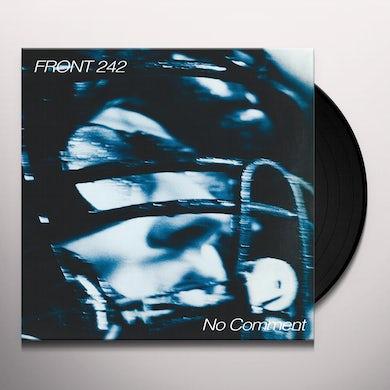 No Comment/Politics of Pressure (Vinyl)