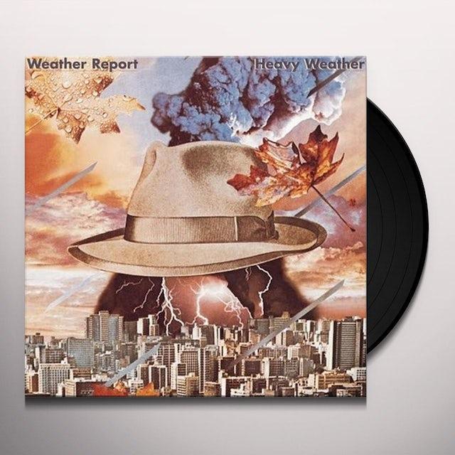 Weather Report HEAVY WEATHER Vinyl Record