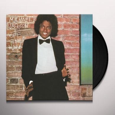 Michael Jackson OFF THE WALL Vinyl Record