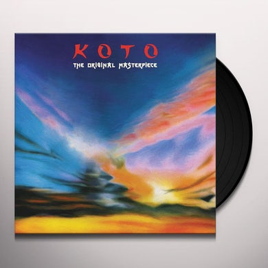 KOTO ORIGINAL MASTERPIECE Vinyl Record