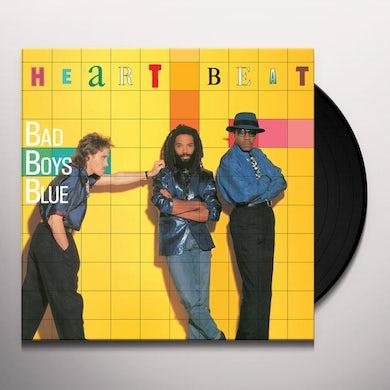 Bad Boys Blue HEART BEAT Vinyl Record