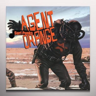 Agent Orange SURF PUNKS Vinyl Record