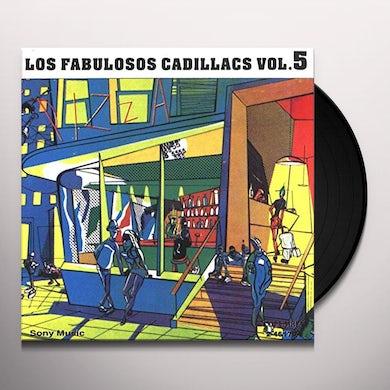 FABULOSOS CADILLACS VOLUMEN 5 Vinyl Record