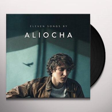 Aliocha ELEVEN SONGS Vinyl Record