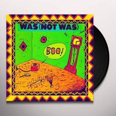 Was Not Was BOO Vinyl Record