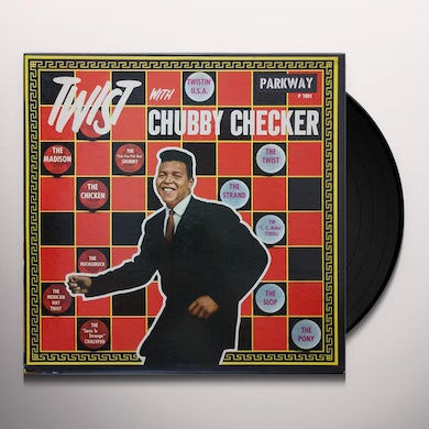 Twist With Chubby Checker (LP) (Remastered) Vinyl Record