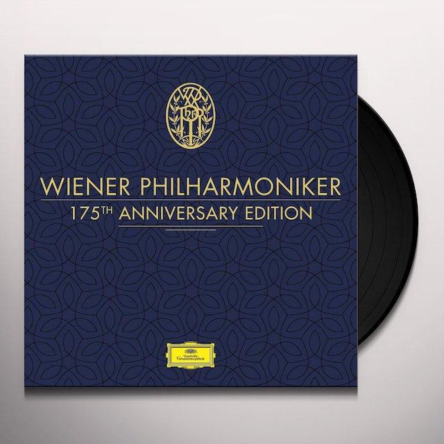 Wiener Philharmoniker 175TH ANNIVERSARY EDITION Vinyl Record