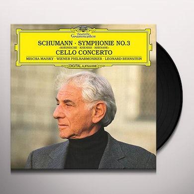 Mischa Maisky / Wiener Philharmoniker / Schumann SYMPHONY Vinyl Record