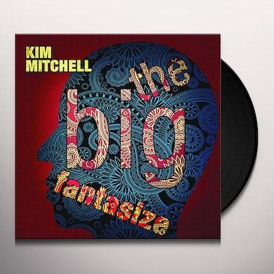 Kim Mitchell BIG FANTASIZE Vinyl Record