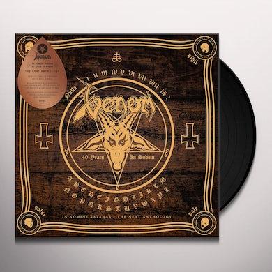 Venom In Nomine Satanas Vinyl Record