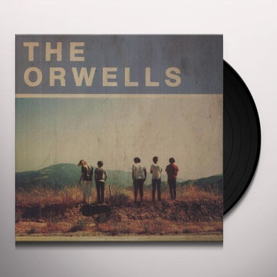 The Orwells OTHER VOICES (EP) Vinyl Record