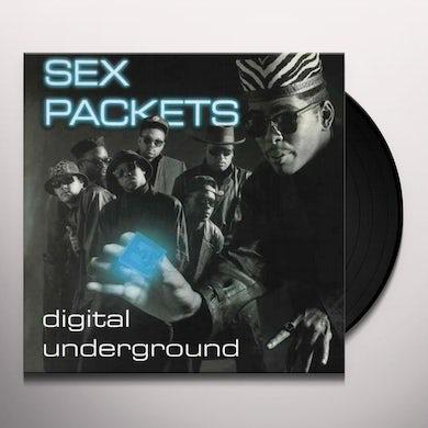 Digital Underground SEX PACKETS Vinyl Record