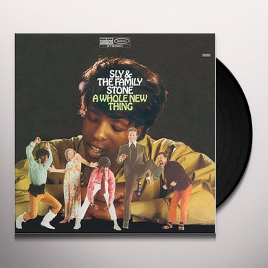 Sly & The Family Stone WHOLE NEW THING Vinyl Record