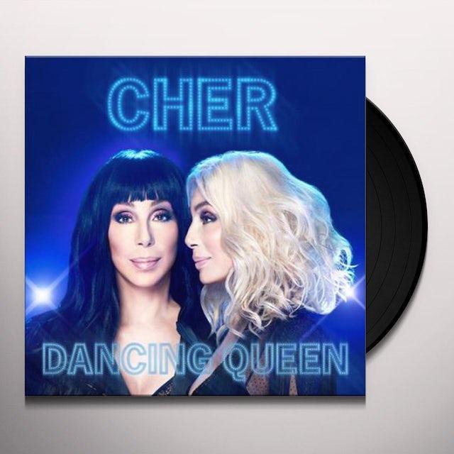 Cher DANCING QUEEN Vinyl Record