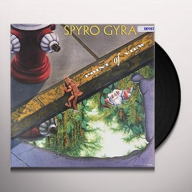 Spyro Gyra POINT OF VIEW Vinyl Record