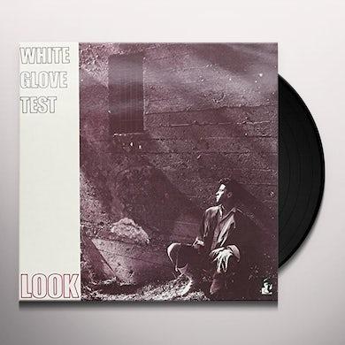 WHITE GLOVE TEST LOOK (1986) Vinyl Record