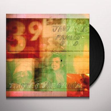 Happy Jawbone Family Band TASTES THE BROOM Vinyl Record