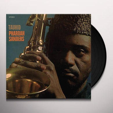 Pharoah Sanders TAUHID Vinyl Record