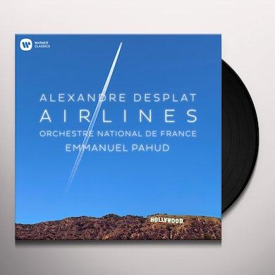 Emmanuel Pahud / Orchestre National De France / D AIRLINES Vinyl Record