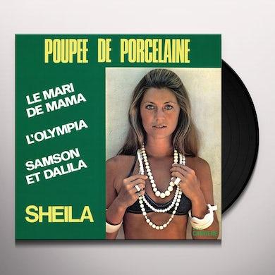 Sheila POUPEE DE PORCELAINE Vinyl Record