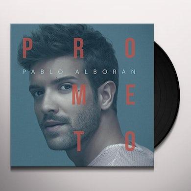 Pablo Alboran PROMETO Vinyl Record