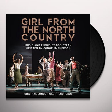 GIRL FROM THE NORTH COUNTRY / O.L.C. Vinyl Record