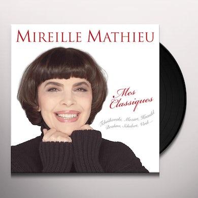 Mireille Mathieu MES CLASSIQUES Vinyl Record