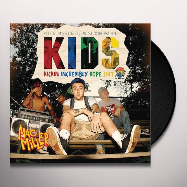 Mac Miller K.I.D.S. Vinyl Record