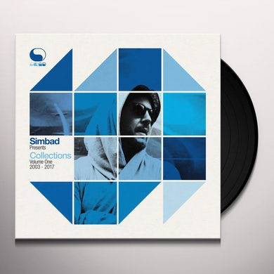 simbad COLLECTIONS EP 1 Vinyl Record
