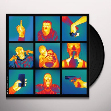 Skepta IGNORANCE IS BLISS Vinyl Record