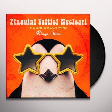 Pinguini Tattici Nucleari FUORI DALL HYPE RINGO STARR Vinyl Record