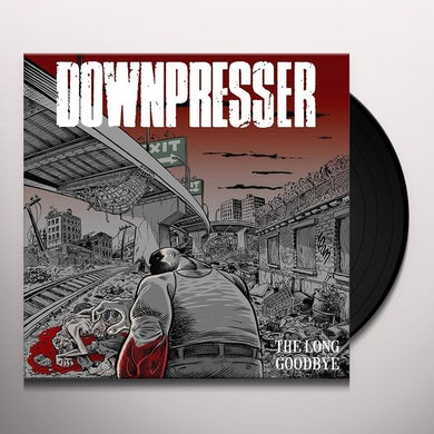 Downpresser LONG GOODBYE Vinyl Record