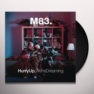 M83 HURRY UP WE'RE DREAMING Vinyl Record