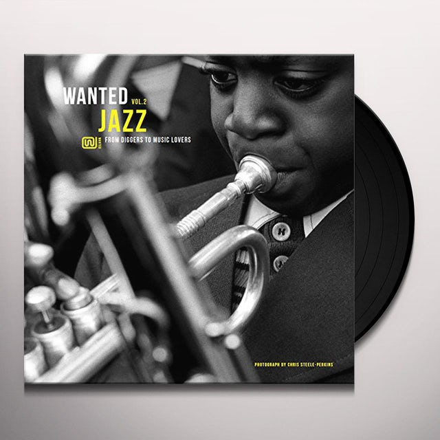Wanted Jazz Vol 2 / Various Vinyl Record