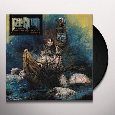 Izegrim FERRYMAN'S END Vinyl Record