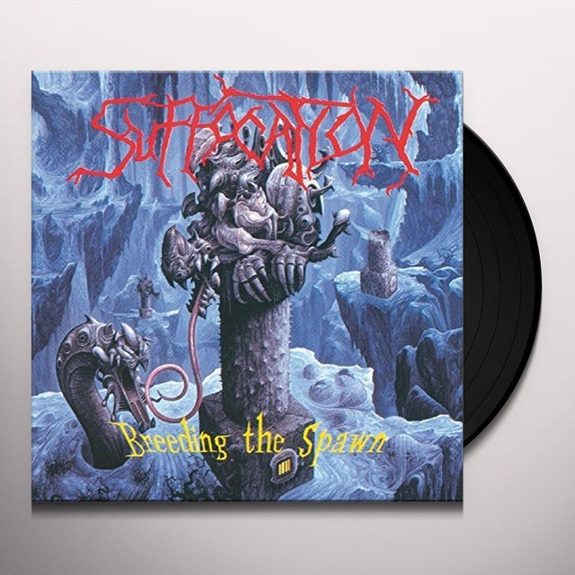 Suffocation BREEDING THE SPAWN Vinyl Record
