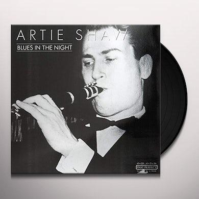 Artie Shaw BLUES IN THE NIGHT Vinyl Record