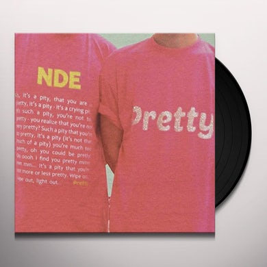 Harry Howard PRETTY Vinyl Record