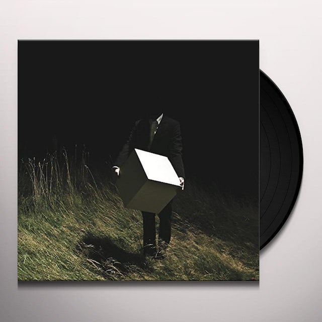 Pg.Lost IN NEVER OUT Vinyl Record