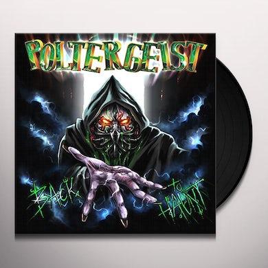 Poltergeist BACK TO HAUNT Vinyl Record
